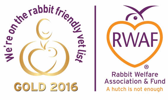 Scott Veterinary Clinic Rabbit Welfare Fund & Association (RWAF)