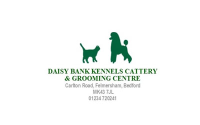 Daisy Bank Kennels & Cattery is closing