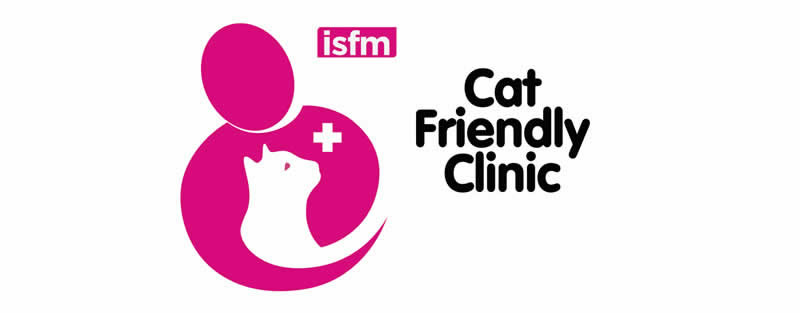 Scott Veterinary Clinic has been awarded internationally-recognised Cat Friendly Clinic status