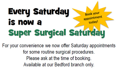 *Super Surgical Saturdays*